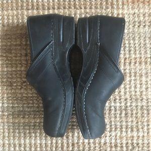 Dansko clogs, Black. Very good used condition.